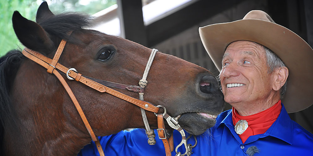 Monty's Special Training - Monty Roberts and Shy Boy