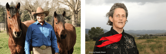 Monty Roberts and Dr Temple Grandin - The Movement 2020